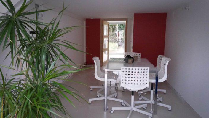 Salle de réunion L'escale coworking Rennes